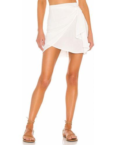 Spódniczka mini - biała Indah