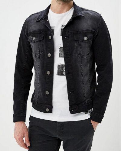 Джинсовая куртка серый Blend