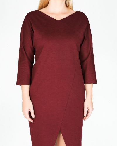 Деловое платье кокон платье-сарафан Glam Casual