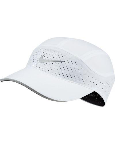 Biała czapka Nike