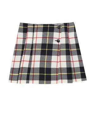 Wełniany spódnica Bonpoint