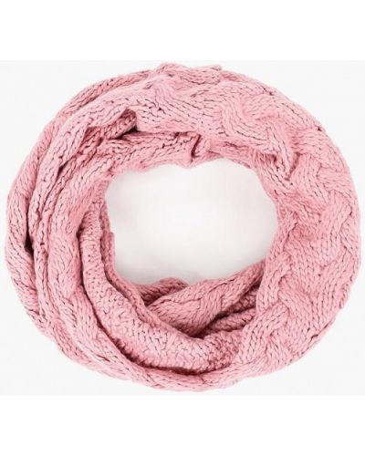 Розовый снуд Vitacci