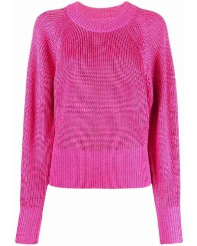 Sweter - różowy Isabel Marant