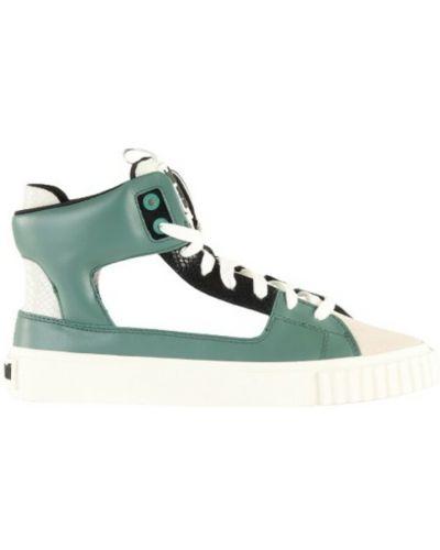Białe sneakersy Just Cavalli