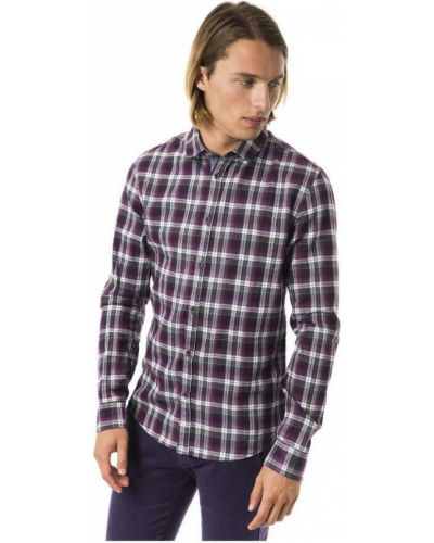 Fioletowa koszula Byblos