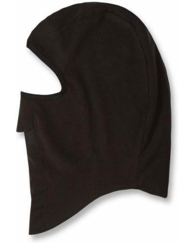 Облегающая спортивная черная балаклава Red Fox