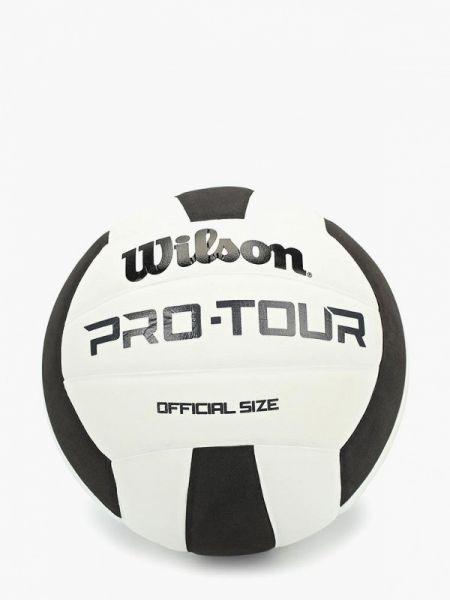 Волейбольный белый спортивный костюм Wilson