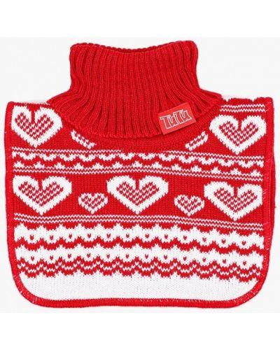 Красный шарф Tutu