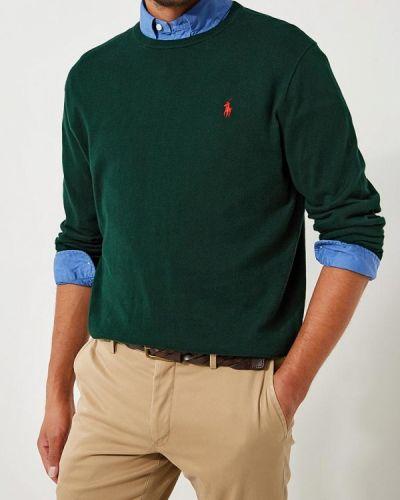 Зеленый джемпер осенний Polo Ralph Lauren