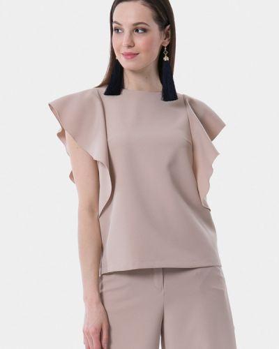 Блузка бежевый Vladi Collection
