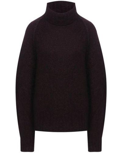 Красный свитер из мохера Isabel Benenato