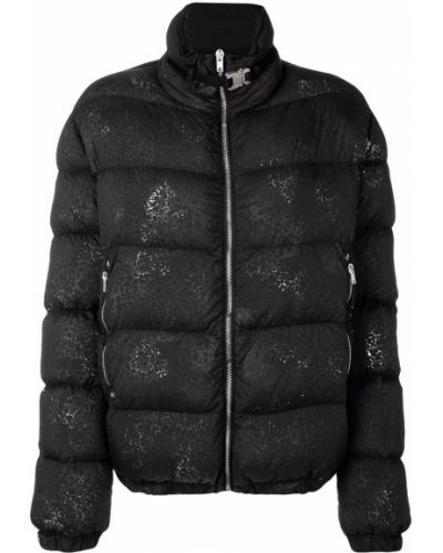 Черная дутая куртка с манжетами 1017 Alyx 9sm