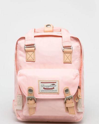 Рюкзак розовый текстильный Doughnut