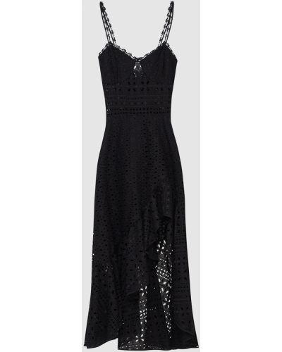 Платье макси - черное Charo Ruiz