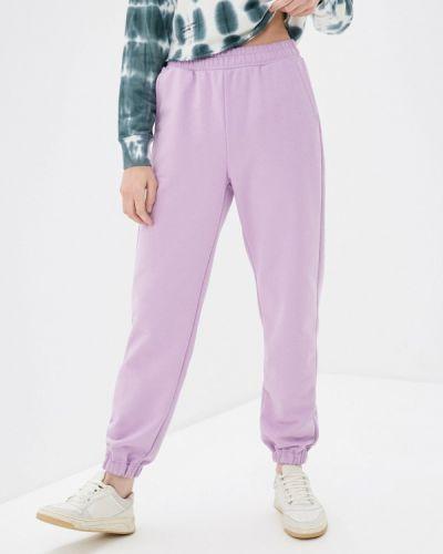 Спортивные брюки - фиолетовые Zasport