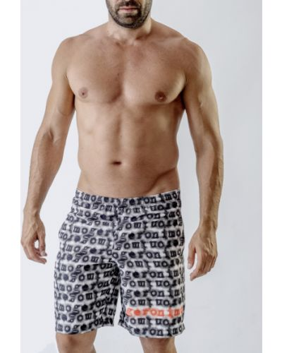 Пляжные шорты белые Geronimo
