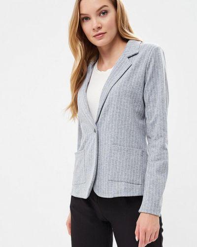 Серый пиджак Blendshe