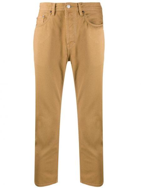 Klasyczne spodnie z kieszeniami krótki Acne Studios