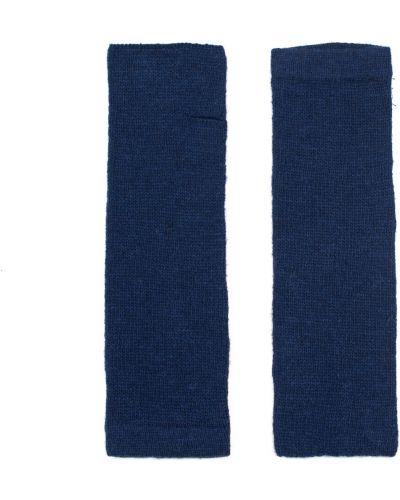 Rękawiczki materiałowe - niebieskie Art Of Polo
