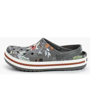 Сабо серые Crocs