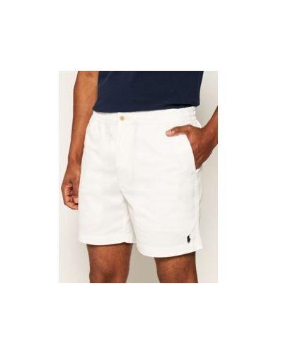 Bawełna biały koszulka polo Polo Ralph Lauren