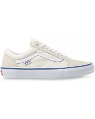 Кеды - белые Vans