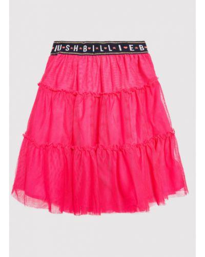Różowa spódnica Billieblush