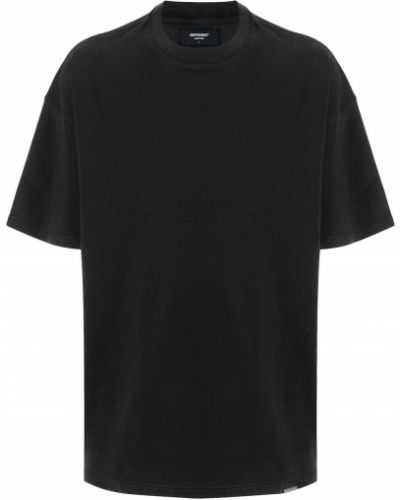 Czarna t-shirt krótki rękaw Represent