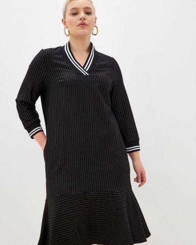 Повседневное платье - черное Intikoma