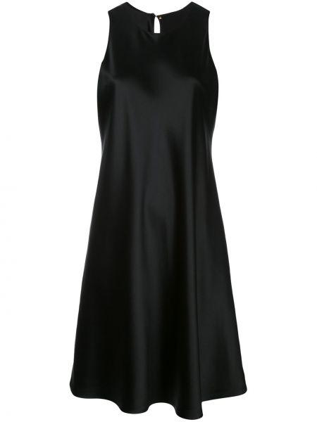 Свободное платье с поясом Peter Cohen