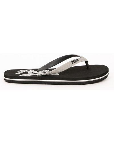 Черные сандалии Polo Ralph Lauren