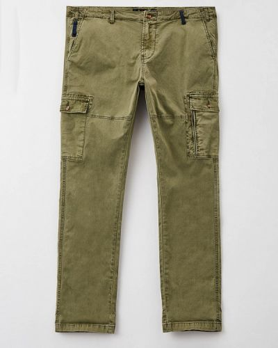 Зеленые брюки Maxfort