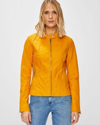 Утепленная куртка укороченная Only