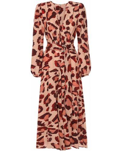 Платье миди Maria Lucia Hohan