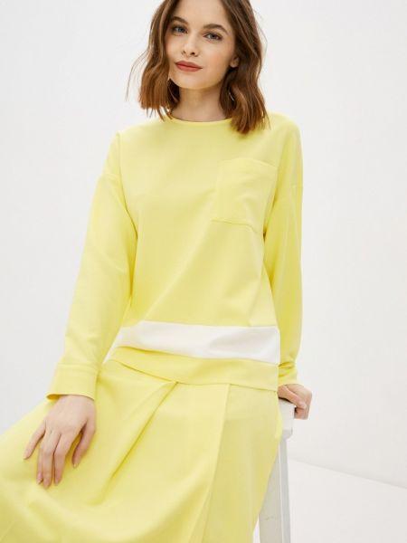 Юбочный костюм желтый Vittoria Vicci