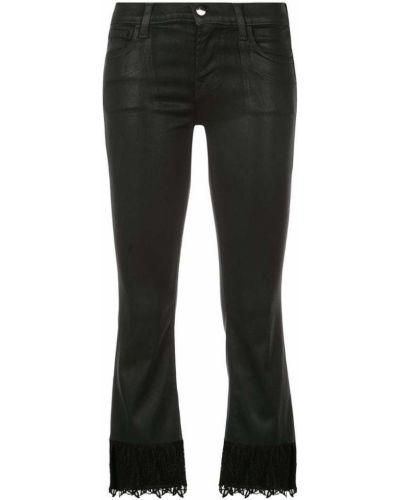 Расклешенные джинсы с карманами с логотипом J Brand