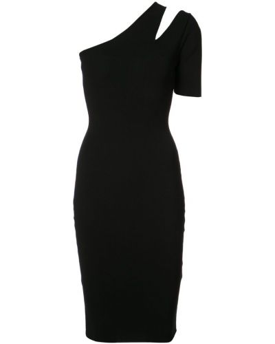 Платье облегающее на одно плечо Milly
