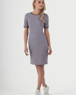 Летнее платье миди повседневное Zip-art