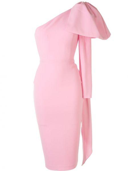 Платье миди на одно плечо на молнии Alex Perry
