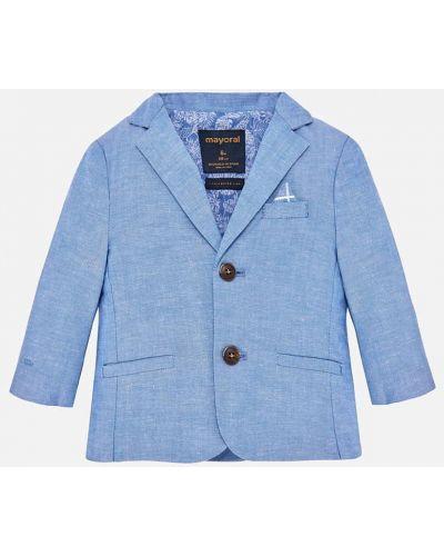 Пиджак на пуговицах классический Mayoral