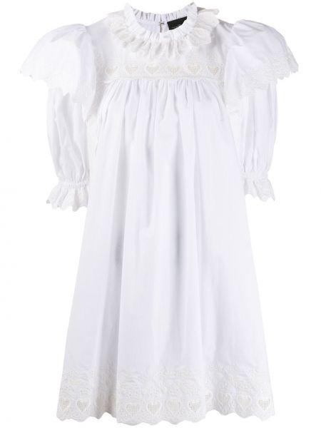 Кружевное платье - белое Marc Jacobs