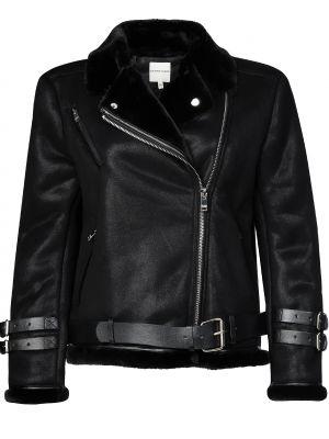 Куртка осенняя черная Silvian Heach