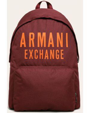 Plecak z wzorem Armani Exchange