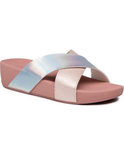 Sandały srebrne Gioseppo