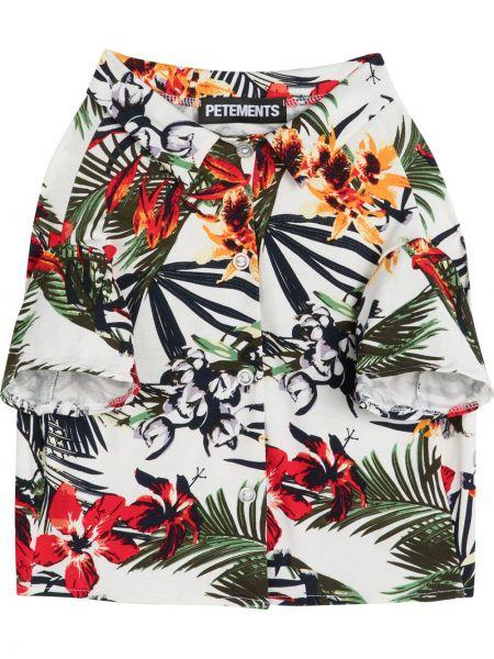 Рубашка гавайская Petements
