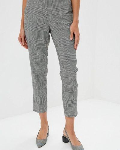 Серые классические брюки Zarina