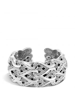 Klasyczny łańcuch ze srebra srebrny John Hardy