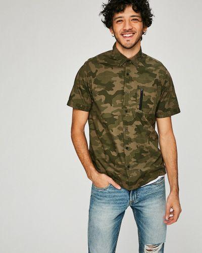Рубашка милитари хлопковая Dissident