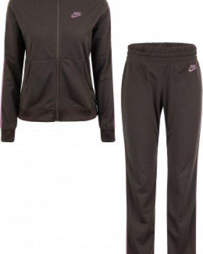 Спортивный костюм с карманами с начесом Nike