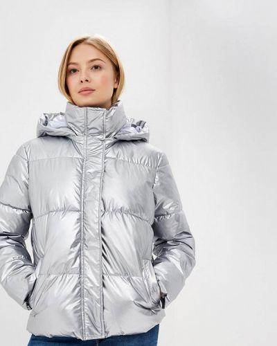 Утепленная куртка демисезонная осенняя Modis